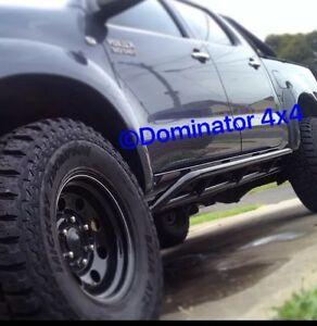 Hilux rock sliders NEW Underwood Logan Area Preview