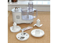 Kenwood Food Processor FP120 with accessories