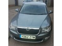 Skoda Superb 2.0 TDI CR SE Plus 5drSkoda Superb (Reduced price)