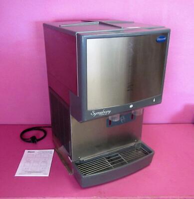 Follett Symphony 25ci400a Countertop Cubelet Ice Maker Machine Water Dispenser
