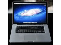 Apple MacBook Pro 15inch Intel Core 2 Duo 2.53ghz with 4gb DDR3 Ram