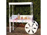 Candy Cart - Meet Cynthia our Candy Cart