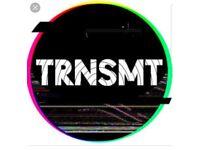 1x TRNSMT Festival Ticket Friday 29th June 2018