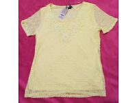Brand new women's top size 12