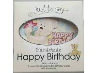 Hand made Birthday cards