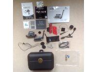 Cardo Scala G9x with original box and accessories