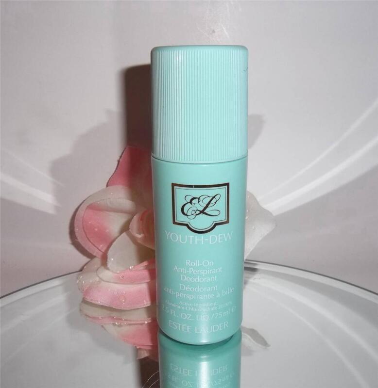 Estee Lauder Youth-Dew Roll-On Anti-Perspirant Deodorant 20% Alum