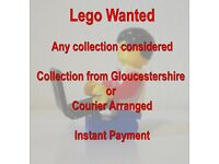 Lego Wanted - Collection Arranged, Instant Payment