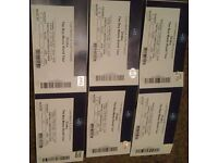 6 drake tickets for sale! The Boy Meets World Tour - London O2. VALENTINES DAY