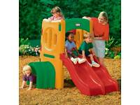 CHILDRENS CLIMB SLIDE