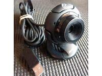 Microsoft LifeCam VX-1000 USB Webcam
