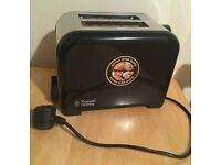 Lovely Russell Hobbs Extra Wide Slot Toaster from John Lewis Great Used Condition £6