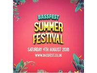Bassfest super vip x3