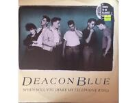 Deacon blue vinyl offers welcome