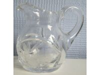 Jugs – Ceramic and glass £1.50 - £3 each