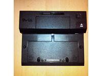 Dell Latitude E-Series Laptop E-Port Replicator Docking Station PR03X PRO3X