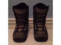 SNOW PRO SNOWBOARD BOOTS Size UK 8