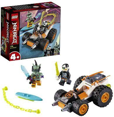 LEGO 71706 Ninjago Cole's Speeder Car Prime Empire Racing Vehicles Building Set