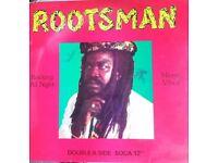 Rootsman - Rocking All Night / Miami Vibes