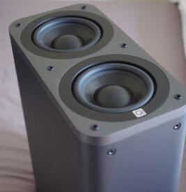 Q Acoustics 3070S Subwoofer Matt Graphite (Like New)