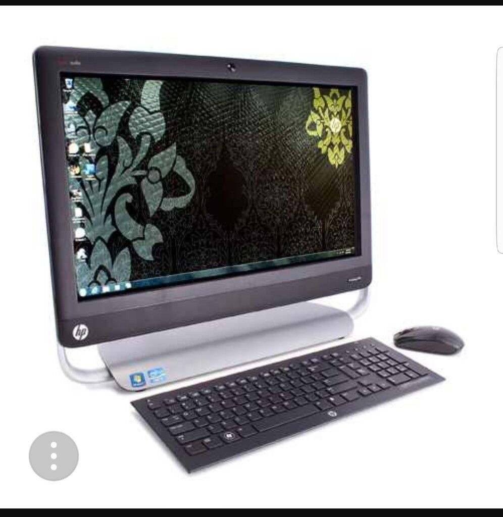 Hp 23 inch all in one pc ..needs windows installing