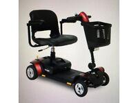PRIDE GO GO ELITE TRAVELLER LX Mobility Scooter