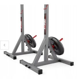 Squat Rack Weight Stands