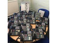 BT Meridian Phone System - 15 Handsets.