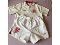 Boys Football Kit (Used)