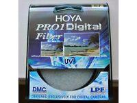 Hoya 67 mm UV Pro 1 Digital filter - unused