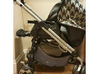 Mamas and Papas Switch Pram Buggy stroller pushchair - NEED GONE ASAP