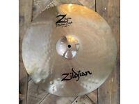 "Zildjian Z Custom 17"" medium crash cymbal"