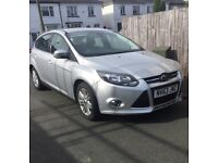 *BARGAIN* 63 Ford Focus 1.0cc Titanium Turbo*New Mot*£30 Tax*58Mpg!*Bargain £5500!!