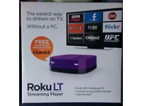 Roku LT streaming box.