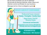 Cleaner wanted