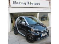 2014 SMART FORTWO GRANDSTYLE TURBO 84BHP,AUTO,LOW MILE,SAT NAV,LEATHER,1 OWNER,FULL HISTORY,PAN ROOF