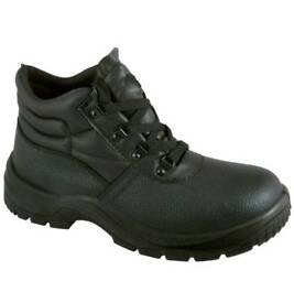 Size 10 Steel toe safety boots