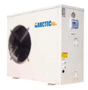 Swimming Pool or Spa Heat Pump Heater