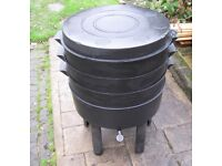 CAN-O-WORMS 3 TIER WORMERY COMPOSTER