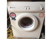 As new tumble dryer