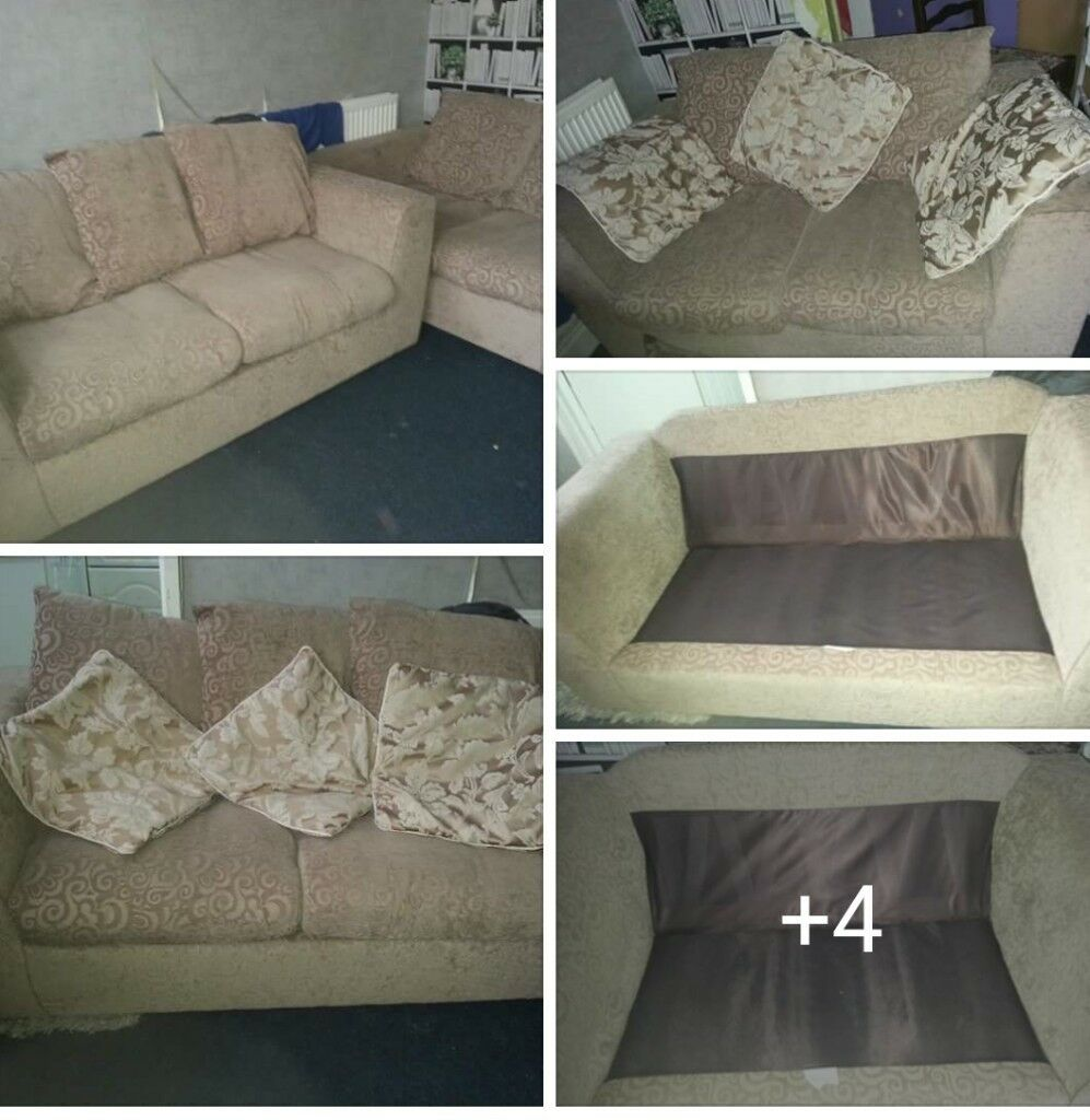 SET SOFAS 2 SEAT AND 3 SEAT. V.GOOD CONDITION