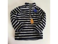 BNWT 'Joules' Reversible Top, Age 7–8, BNWT