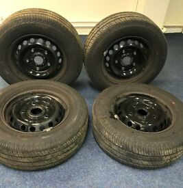 Brand new Continental Tyres: 215/65 R15