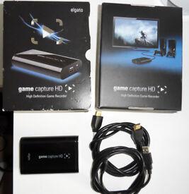 Used Elgato Game capture HD still Boxed (Bath BA2 area)