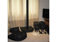Bose L1 Model 1 complete with two bass bins