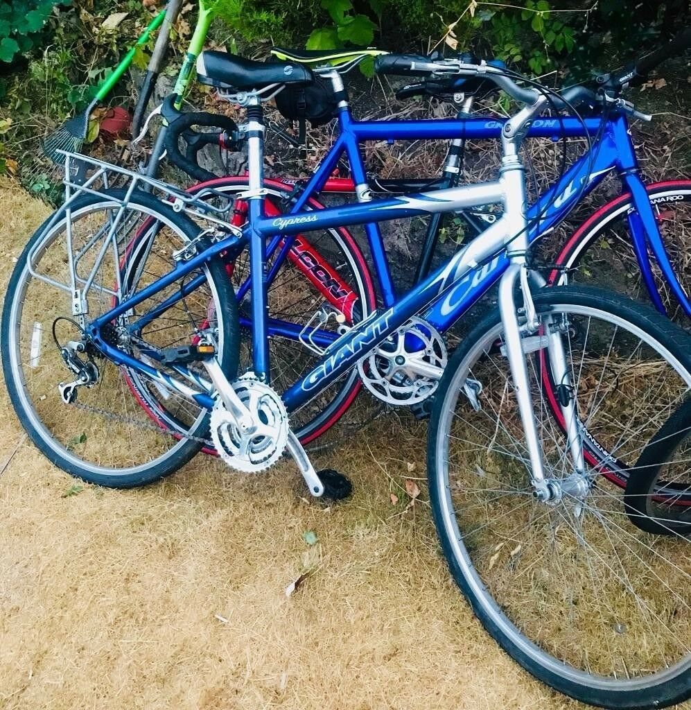 mens full size Giant montain bike ok condition please phone or email cant  reply to texts | in Newcastle, Tyne and Wear | Gumtree