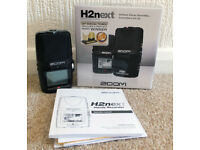 Zoom H2n Handy Recorder Microphone + Part Accessory Pack