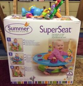 Summer infant super seat