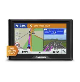 GARMIN Drive 40LM GPS Sat Nav UK&Ireland +3D Buildings Map, FOURSQUARE, Trip Pla (no offers, please)
