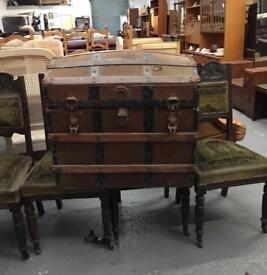 ** ANTIQUE CHESTS / TRUNKS FOR SALE **